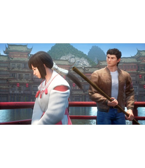 Shenmue III: Day One Edition PS4